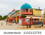 zinnowitz  germany   october 24 ... | Shutterstock . vector #1132112753