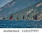riva del garda lago di garda ...   Shutterstock . vector #1132157957