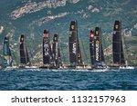 riva del garda lago di garda ...   Shutterstock . vector #1132157963