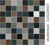 tartan vector patterns  square...   Shutterstock .eps vector #1132220417