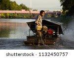 phetchaburi   thailand   july... | Shutterstock . vector #1132450757