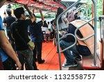 bangkok thailand 11th july 2018 ... | Shutterstock . vector #1132558757