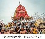 puri  orissa  india   august 9  ... | Shutterstock . vector #1132761473