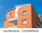 modern luxury apartment... | Shutterstock . vector #1132840433