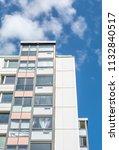 modern giant  apartment... | Shutterstock . vector #1132840517