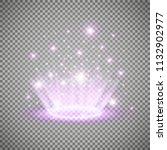magic portal of fantasy.... | Shutterstock .eps vector #1132902977