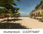 thailand  phangan island on...   Shutterstock . vector #1132976687