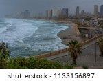 tel aviv  israel   january 19 ... | Shutterstock . vector #1133156897