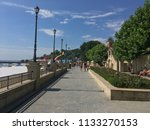 embankment seafront of the gold ...   Shutterstock . vector #1133270153