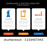business infographic template... | Shutterstock .eps vector #1133407343