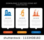 business infographic template... | Shutterstock .eps vector #1133408183