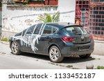 novi sad  serbia. july   11.... | Shutterstock . vector #1133452187