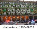 mexico city  mexico mexico....   Shutterstock . vector #1133478893