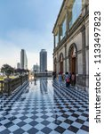mexico  mexico city   01...   Shutterstock . vector #1133497823