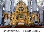 mexico  mexico city  14...   Shutterstock . vector #1133508017
