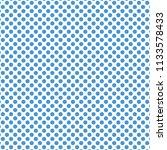 polka dots seamless pattern ...   Shutterstock .eps vector #1133578433