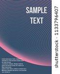 minimum geometric coverage.... | Shutterstock .eps vector #1133796407