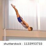 orenburg  russia   december 3 ... | Shutterstock . vector #1133953733