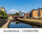leeds  united kingdom 07.05... | Shutterstock . vector #1134061583