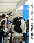 kuala lumpur  malaysia  april 7 ...   Shutterstock . vector #1134513623