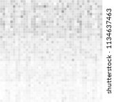 abstract gray white background... | Shutterstock .eps vector #1134637463