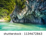 marble cathedral at puerto rio... | Shutterstock . vector #1134672863