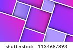 art design quadrans   Shutterstock . vector #1134687893