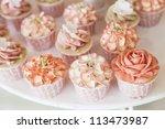 cupcakes | Shutterstock . vector #113473987