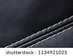 leather texture or background... | Shutterstock . vector #1134921023