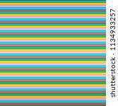 multicolored horizontal striped ...   Shutterstock .eps vector #1134933257