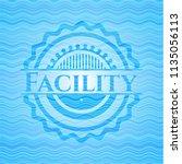 facility water wavec oncept...   Shutterstock .eps vector #1135056113