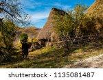 ramet  romania   october 19 ...   Shutterstock . vector #1135081487