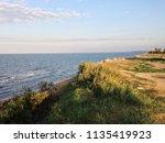 azov sea coast | Shutterstock . vector #1135419923