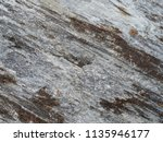 roughly surface  brown and... | Shutterstock . vector #1135946177