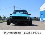 yoshkar ola  russia  june 17 ... | Shutterstock . vector #1136754713