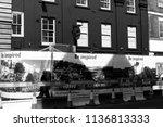 salisbury  wiltshire  england   ... | Shutterstock . vector #1136813333