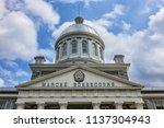 montreal  canada   august 13 ... | Shutterstock . vector #1137304943