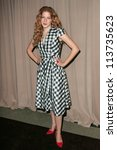 rachelle lefevre at the 6th... | Shutterstock . vector #113735623
