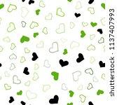light green  yellow vector... | Shutterstock .eps vector #1137407993
