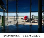 barcelona  spain   june 09 ... | Shutterstock . vector #1137528377