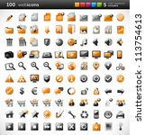 web icons   new set of 100...