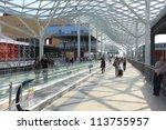 milan  italy   september 06 ...   Shutterstock . vector #113755957