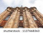 building of latvian academy of... | Shutterstock . vector #1137668363
