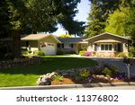 shot of a northern california... | Shutterstock . vector #11376802