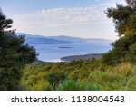beautiful view of the coast of... | Shutterstock . vector #1138004543