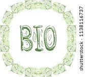 bio. vector illustration   Shutterstock .eps vector #1138116737