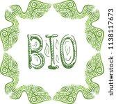 bio. vector illustration   Shutterstock .eps vector #1138117673