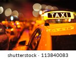 Taxi Munich - Fine Art prints