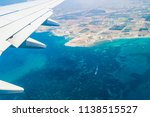 aerial holiday travel photo... | Shutterstock . vector #1138515527