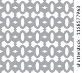 seamless vector pattern in... | Shutterstock .eps vector #1138577963